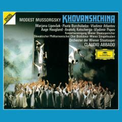 Mussorgsky: Khovanshchina - Aage Haugland, Vladimir Atlantov, Vladimir Popov, Anatolij Kotscherga, Wiener Staatsopernorchester