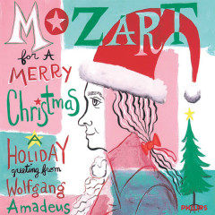Mozart for a Merry Christmas - Various Artists