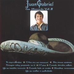 Con Mariachi Vol.2 - Juan Gabriel