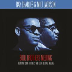 Soul Brothers Meeting - Ray Charles, Milt Jackson