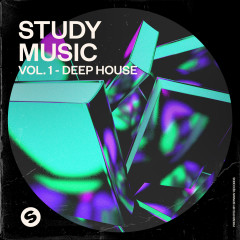 Study Music, Vol. 1: Deep House (Presented by Spinnin' Records) - Various Artists