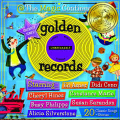 Golden Records The Magic Continues: Celebrity Series Vol. 1 - Various Artists