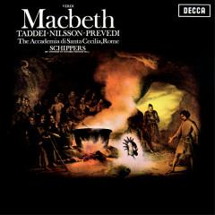 Verdi: Macbeth - Thomas Schippers, Giuseppe Taddei, Birgit Nilsson, Giovanni Foiani, Bruno Prevedi