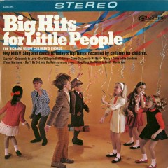 Big Hits for Little People - The Richard Wolfe Children's Chorus