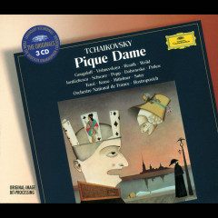 Tchaikovsky: Pique Dame - Orchestre National de France, Mstislav Rostropovich