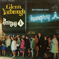 Live at the Hungry I - Glen Yarbrough