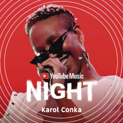 Karol Conká (Ao Vivo no YouTube Music Night) - Karol Conká