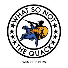 The Quack (WSN Club Dubs) - What So Not