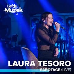 Sabotage (Uit Liefde voor Muziek) (Live) - Laura Tesoro