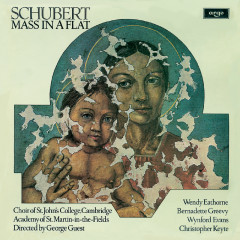 Schubert: Mass No. 5 - George Guest, Wendy Eathorne, Bernadette Greevy, Wynford Evans, Christopher Keyte