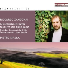 Piano Rarities: Zandonai - Pietro Massa, Philip Mayers