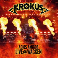 Adios Amigos Live @ Wacken - Krokus