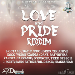 Love & Pride Riddim - Various Artists