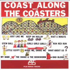 Coast Along With The Coasters - The Coasters