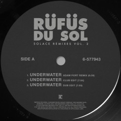 SOLACE REMIXES VOL. 2 - RÜFÜS DU SOL