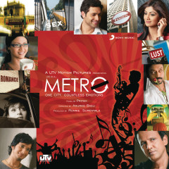 Life In A Metro (Original Motion Picture Soundtrack) - Pritam