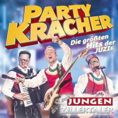 Partykracher - Die größten Hits der JUZIs - Die jungen Zillertaler