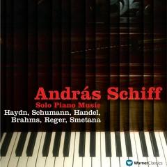 András Schiff - Solo Piano Music - Andras Schiff