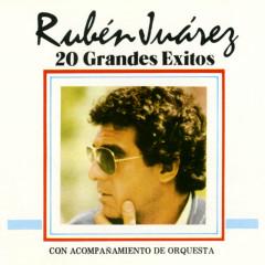 20 Grandes Exitos - Ruben Juarez