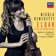 Elgar - Nicola Benedetti, London Philharmonic Orchestra, Vladimir Jurowski