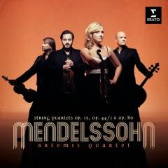 Mendelssohn: String Quartets Nos 2, 3 & 6