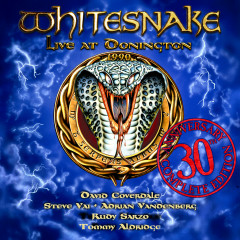 Live at Donington 1990 (30th Anniversary Complete Edition) [2019 Remaster] - Whitesnake