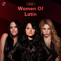 Women Of Latin! - Various Artists