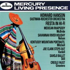 Fiesta in Hi-Fi - Eastman Rochester School Of Music Chorus, Eastman-Rochester Orchestra, Howard Hanson