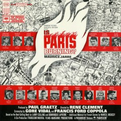 Is Paris Burning? - Maurice Jarre