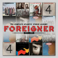 The Complete Atlantic Studio Albums 1977 - 1991