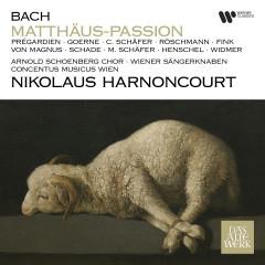 Bach: Matthäus-Passion, BWV 244 (Recorded 2000) - Nikolaus Harnoncourt, Concentus Musicus Wien, Christoph Prégardien, Matthias Goerne