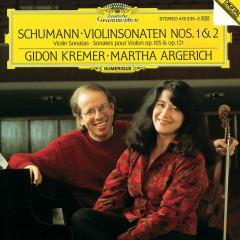 Schumann: Violin Sonatas Nos.1 & 2 - Gidon Kremer, Martha Argerich