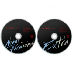 DEVILMAN crybaby Original Soundtrack Night Versions & EXTRA Soundtrack CD2