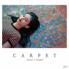 Carpet (Single) - YESUNG, Bumkey