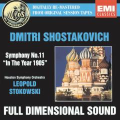 Shostakovich: Symphony No. 11 - Leopold Stokowski, Houston Symphony Orchestra