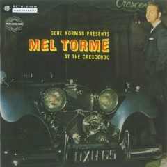Mel Tormé at the Crescendo (Live) [2014 - Remaster] - Mel Torme