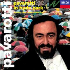 Pavarotti in Hyde Park - Luciano Pavarotti, Philharmonia Orchestra, Leone Magiera