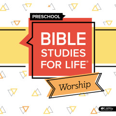 Bible Studies for Life Preschool Worship Spring 2021 - EP