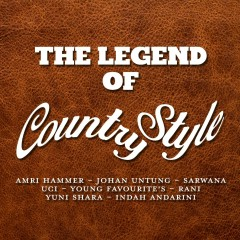 The Legend Of Country Style - Various Artists