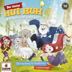 010/Überraschung für Hedda Hex/Yoshi ist weg!