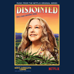 Disjointed (Music from the Netflix Original Series) - Joseph LoDuca, The Hollywood Studio Orchestra and Singers, Kathy Bates