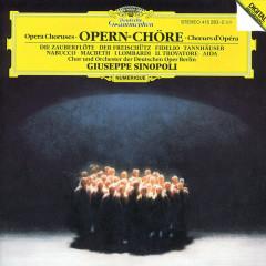 Opera Choruses - Volker Horn, Gerhard Schmuckert, Chor der Deutschen Oper Berlin, Orchester der Deutschen Oper Berlin, Giuseppe Sinopoli