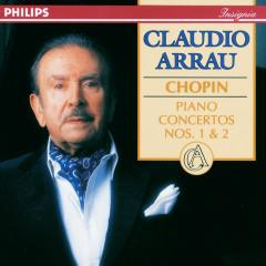 Chopin: Piano Concertos Nos. 1 & 2 - Claudio Arrau, London Philharmonic Orchestra, Eliahu Inbal