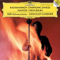 Rachmaninov: Symphonic Dances / Janácek: Taras Bulba - NDR-Sinfonieorchester, John Eliot Gardiner