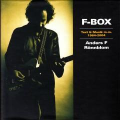 F-BOX - Anders F. Rönnblom