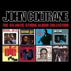 The Atlantic Studio Album Collection - John Coltrane