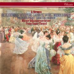 Strauss Family: Orchestral Favourites - Franz Bauer-Theussl, Wiener Volksopernorchester