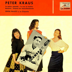 Vintage Pop No. 139 - EP: I Love You Baby - Peter Kraus