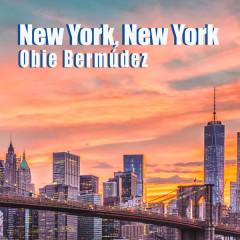 New York, New York - Obie Bermúdez