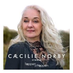 Cæcilie Norby Synger Toppen Af Poppen